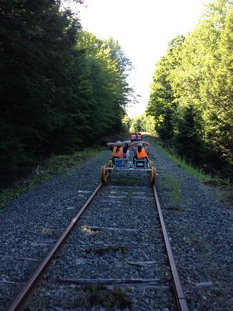 Railbiking