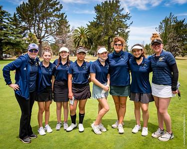Girls Golf at Rancho Maria