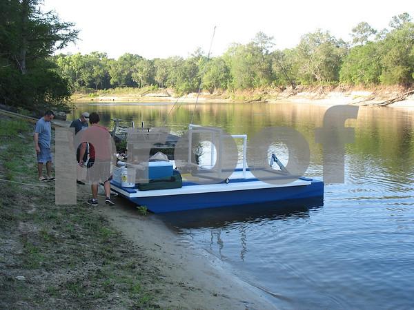 Great Suwannee River Race 2012