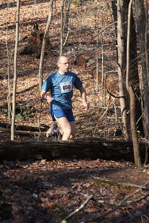Difficult Run Cross Country 2008