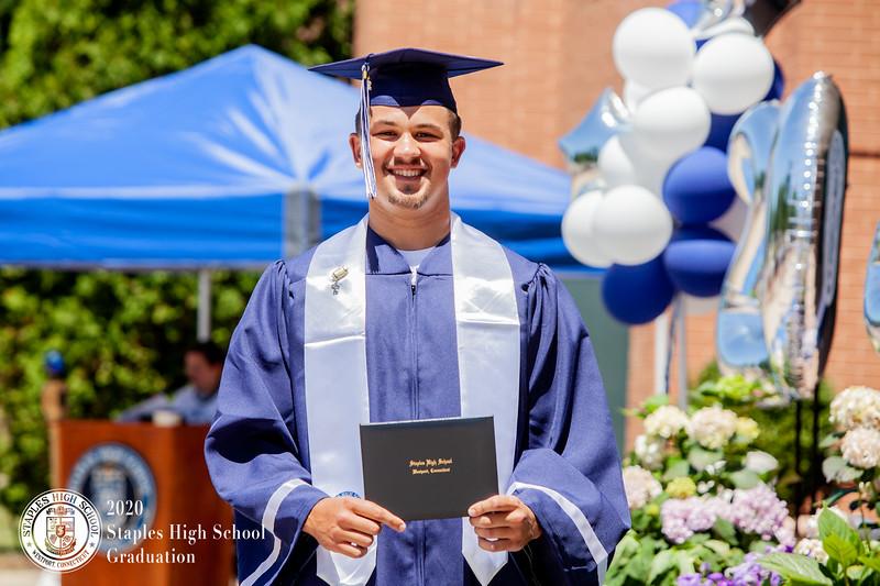 Dylan Goodman Photography - Staples High School Graduation 2020-352.jpg