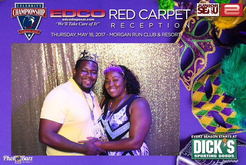 Celebrity Golf Red Carpet Affair
