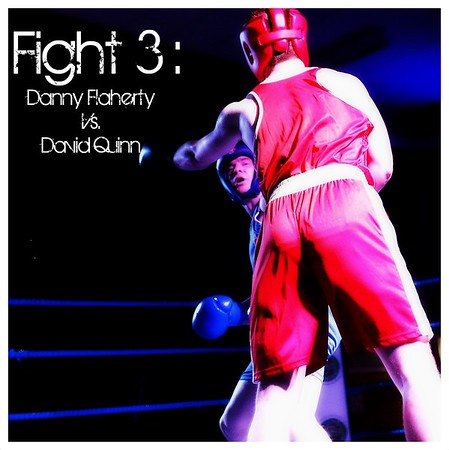 Fight 3 - Danny Flaherty vs David Quinn