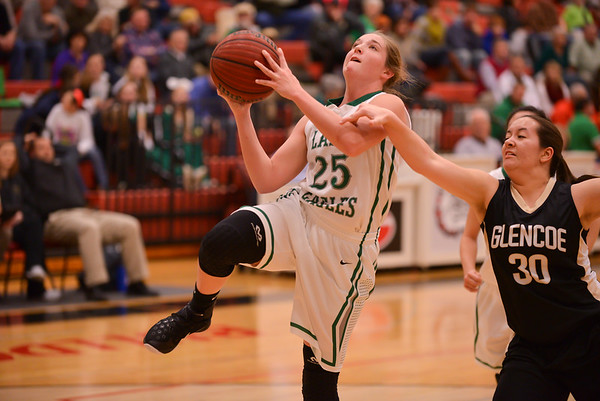 Hokes Bluff v. Glencoe, January 21, 2016