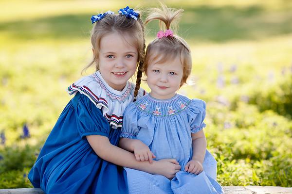 Sister Bluebonnet