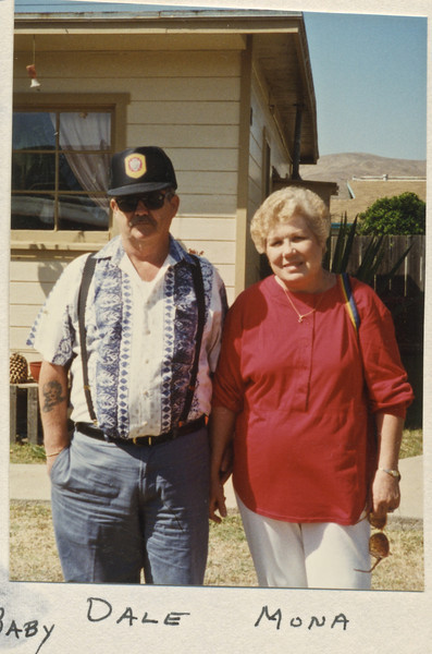 Dale and Mona Trogdon. Herschel's (Mom's brother) son.