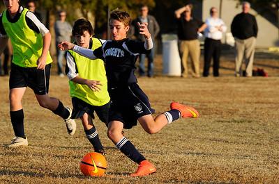 Soccer vs Lusher