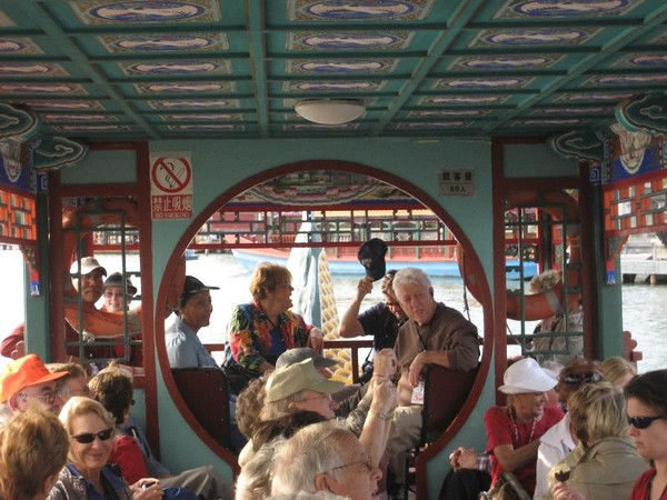 China & the Yangtze River Discovery