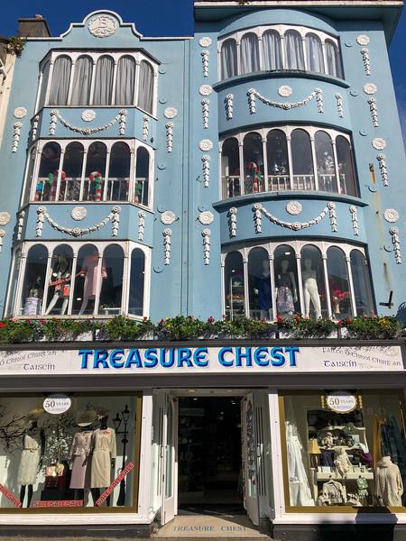 Shop in Galway, Ireland