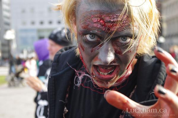 Ottawa Zombie Walk