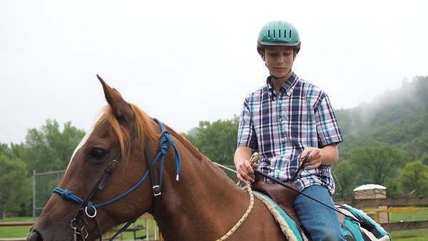 Horsermanship Lv 3 Horse Show