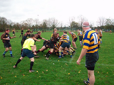 Hungerford November 2009