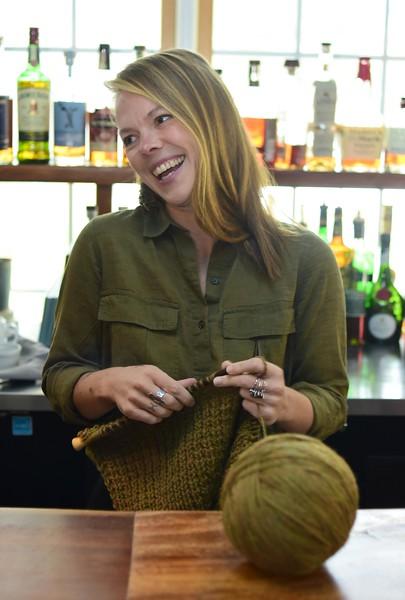 Bartender Series: Emily Wadham of Mezze