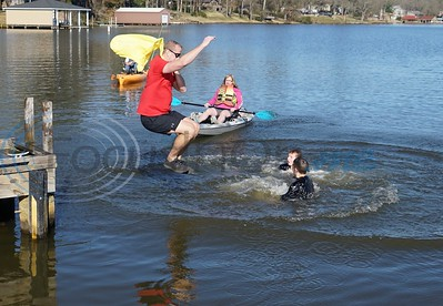 Special Olympics Polar Plunge by Michelle Sherwood