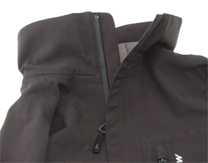 Musto Evolution Jacket collar