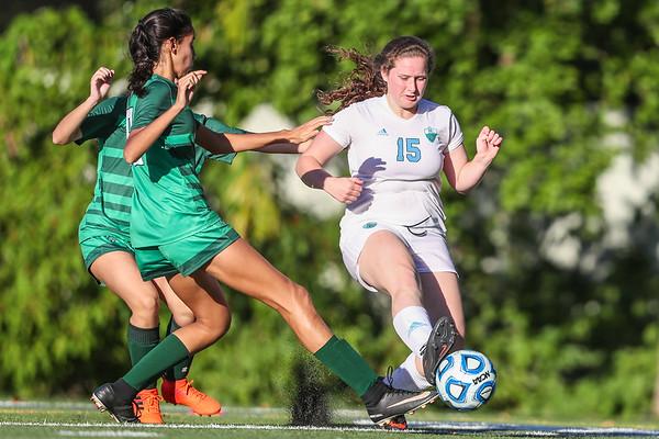 Ransom Everglades Girls Soccer vs. St. Brendan, 2017