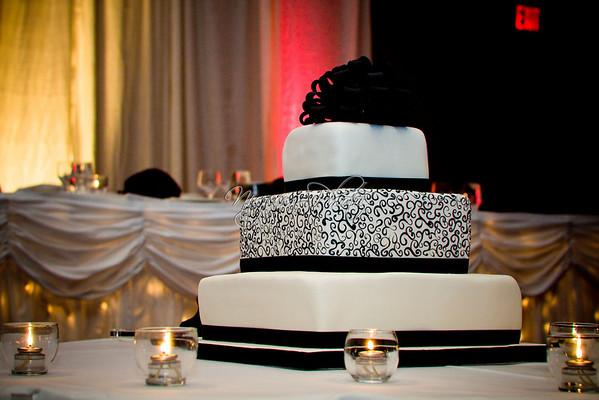 Cake - Kristin and Gino