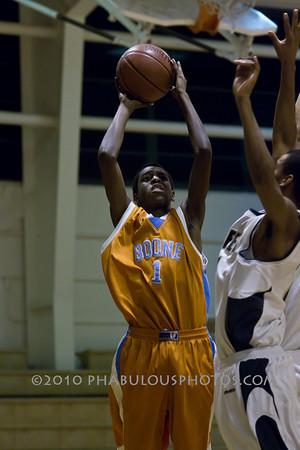 Boone Braves @ Oak Ridge Boys JV Basketball