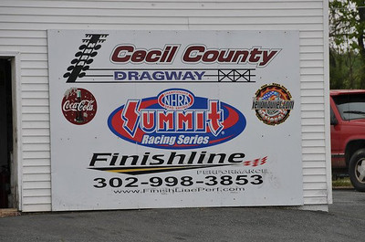 Cecil County Dragway Outlaw Streetcar Shootous