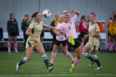 NKU Women's Soccer vs Jacksonville 10-4-2014