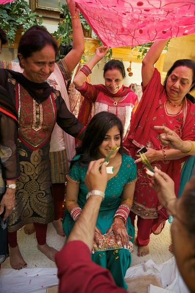 Le Cape Weddings - Indian Wedding - Day One Mehndi - Megan and Karthik  DIII  116.jpg