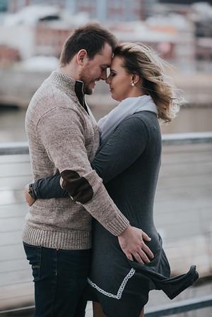 Candelyn + Jordan Engagement