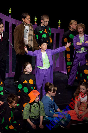 2009 Willy Wonka - Abiqua School