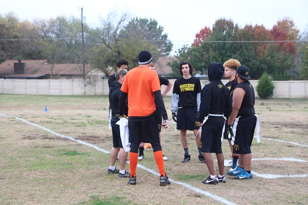 12-16-16 Ft. Hood Flag Football