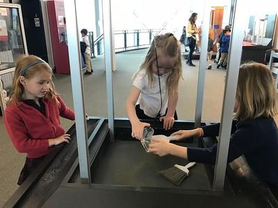 Da Vinci Science Center field trip
