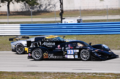 Sebring Friday - March 18, 2011