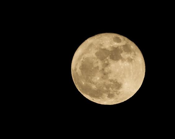Moon - December 17, 2013