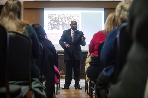 Dr. William Lewis Keynote Speech, March 2018