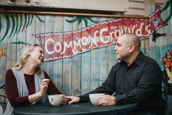 Karen and Jim -  Branford - 10.23.17