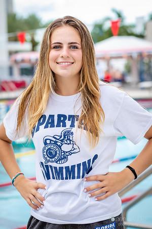 2021 Varsity Swim