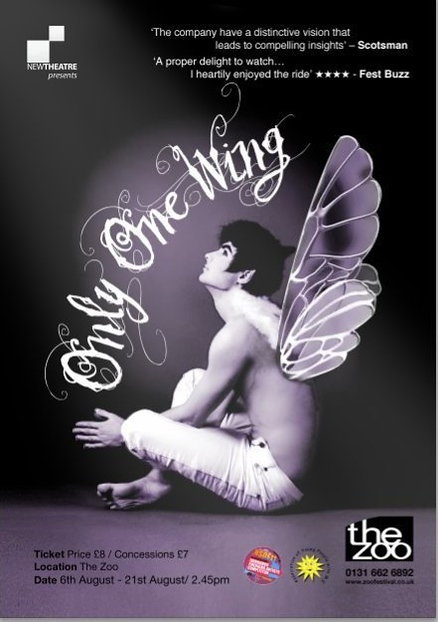 Only One Wing poster
