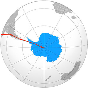 antarctica-outbound