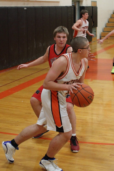 1/18/2013 Smethport Hubbers vrs Austin Panthers