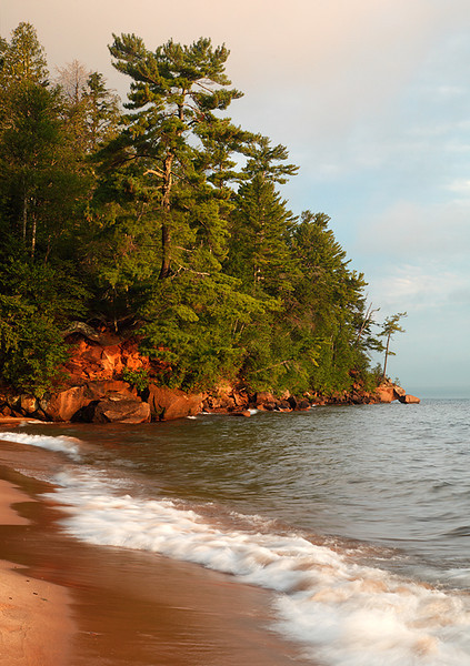 Tree of the Apostles - Point Detour Area (Apostle Islands National Lakeshore - Wisconsin)