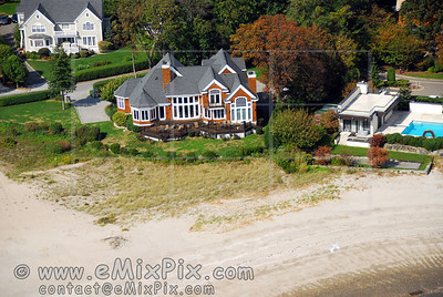 Greenwich, CT 06830 - AERIAL Photos & Views