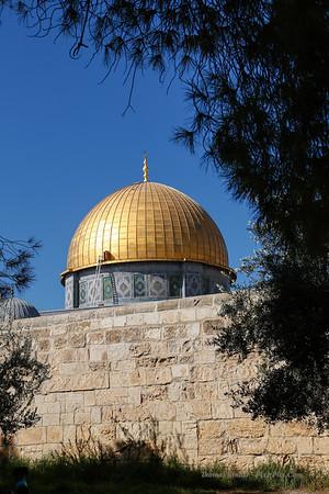 Temple Mount Jerusalem October 2013