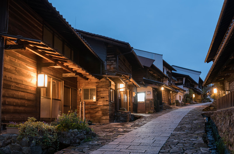 Magome, Kiso Valley