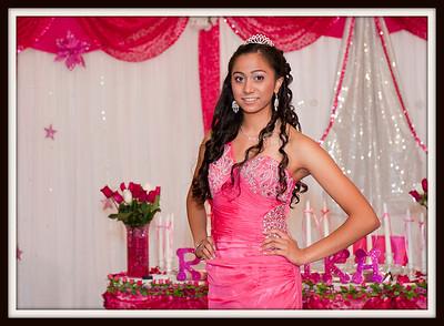 Radhika's Sweet 16 at Deewan Banquet Hall
