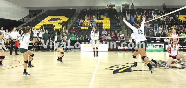 Volleyball: VHSL State Semifinals - Dan Sousa