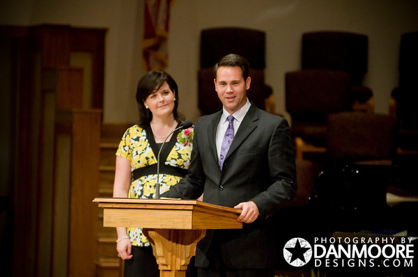 Ben Farrell's Ordination