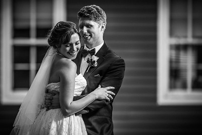 Julie & Brandon  |  Wedding Pictures