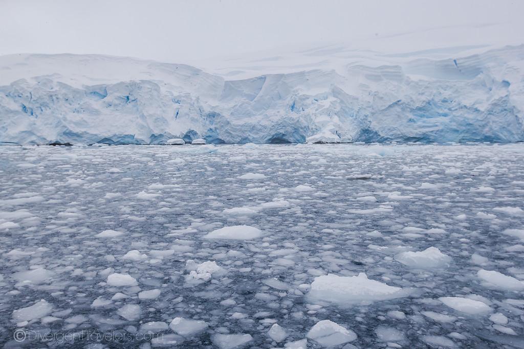 Going to Antarctica - ice - Lina Stock