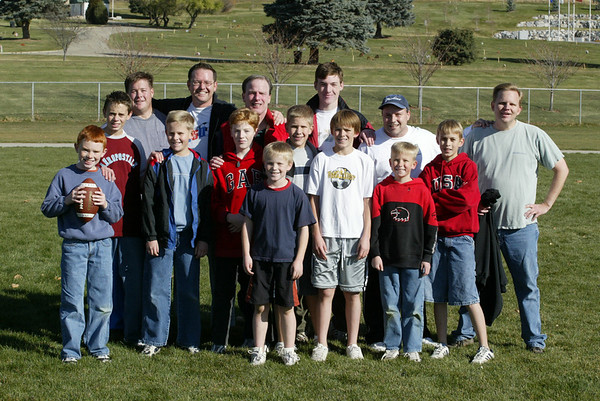 Turkey Bowl 2005