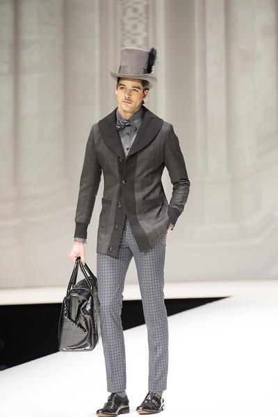 New York Fashion Week-Malan Breton
