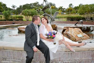 Brandon and Janesa Wedding