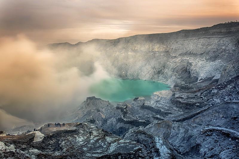 Southeast Asia adventures Kawah Ijen Indonesia